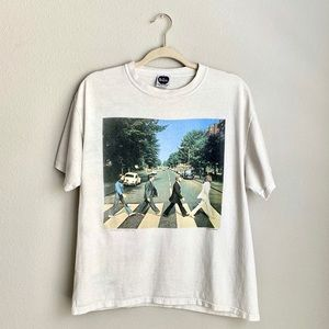 The Beatles | Abbey Road Vntg. Graphic Tee